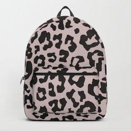 minimalist animal print Backpack