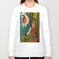 jazz Long Sleeve T-shirts featuring Jazz by HollyBroderick