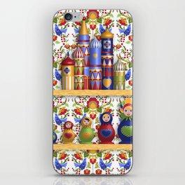 Matryoshka iPhone Skin