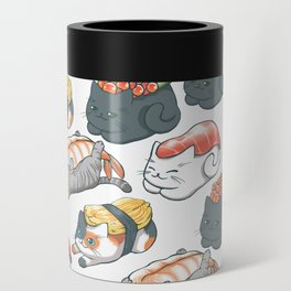 Sushi Cats Can Cooler