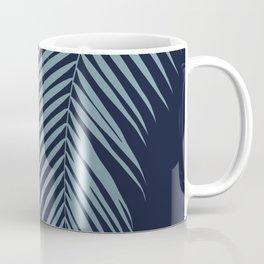 Summer Night Palm Leaves #2 #tropical #decor #art #society6 Coffee Mug