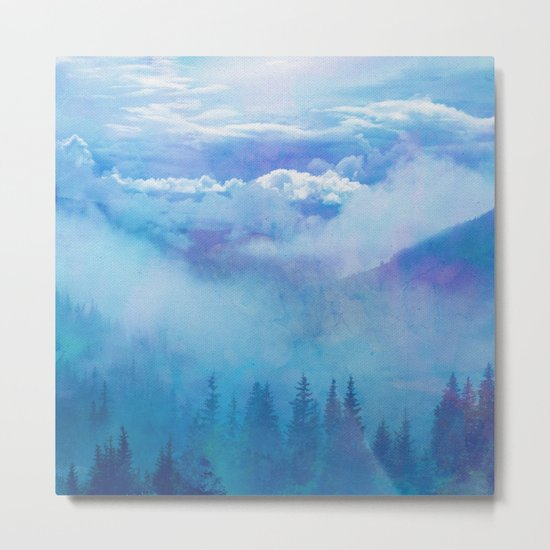 Enchanted Scenery 5 Metal Print