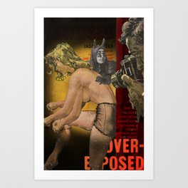 The Devil's Disappointed Art Print