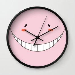 Korosensei 3 Wall Clock