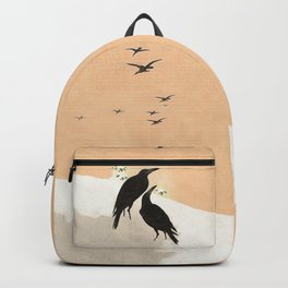 Crows from Koson Backpack