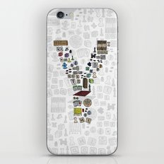 letter Y - games iPhone & iPod Skin