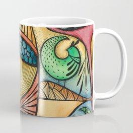 Crazy Floral Coffee Mug