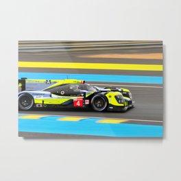 ENSO CLM P1/01 Gibson Motorsport Racing Car Metal Print
