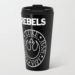 I Wanna Be a Rebel Travel Mug