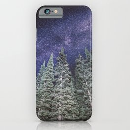 Lightyears - Milkyway Forest iPhone Case