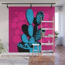Cactus Art05_#2 Wall Mural
