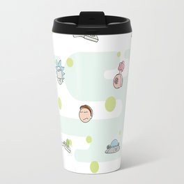 Rictsy Print Travel Mug