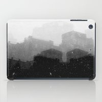 edinburgh iPad Cases featuring Edinburgh by Slug Draws