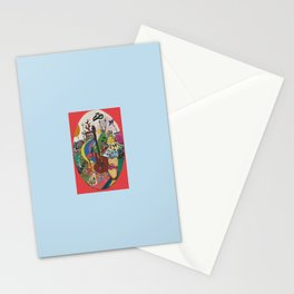 CANICA 9 Stationery Cards
