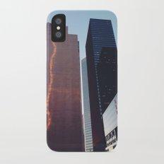 Houston iPhone X Slim Case