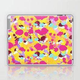 Funky Dancing Spots Laptop & iPad Skin