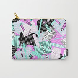 Loose leaf & pencils Carry-All Pouch