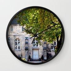 Archaeology Wall Clock