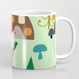 gnome green Coffee Mug