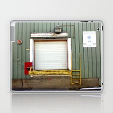 Loading dock Laptop & iPad Skin