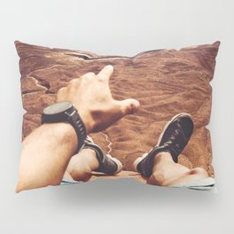 on top of canyonalnds Pillow Sham