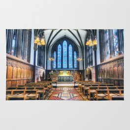 Cathedral Glow Rug