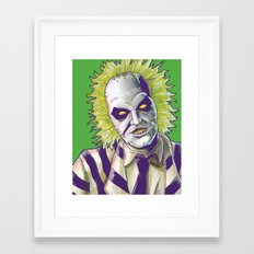 Showtime! Framed Art Print
