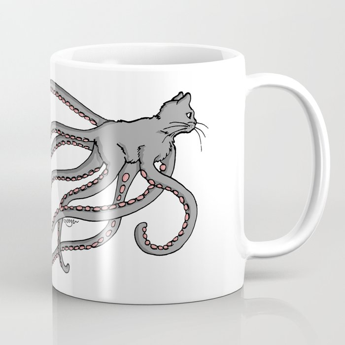 Octopussy (2014) colour Coffee Mug