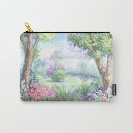 Весенний пейзаж Carry-All Pouch