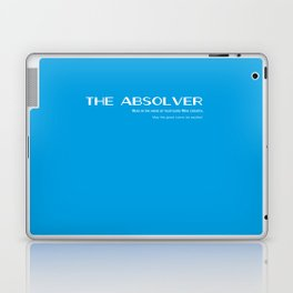 The Absolver Laptop & iPad Skin