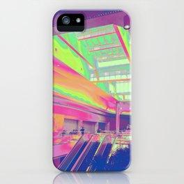 Spectrum Escalation iPhone Case
