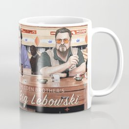 The Big Lebowski Coffee Mug