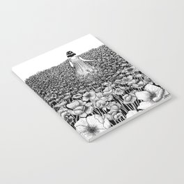 The Field of Poppies Notebook