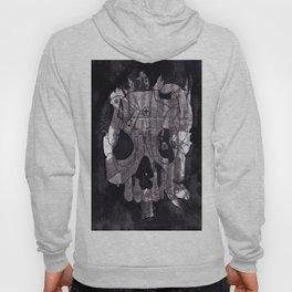 Metal Skull Hoody