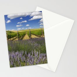 Countryside Vinyard Stationery Cards