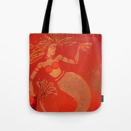 Hip Mermaid Tote Bag