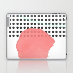 polka dot Laptop & iPad Skin