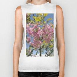 blossom time Biker Tank
