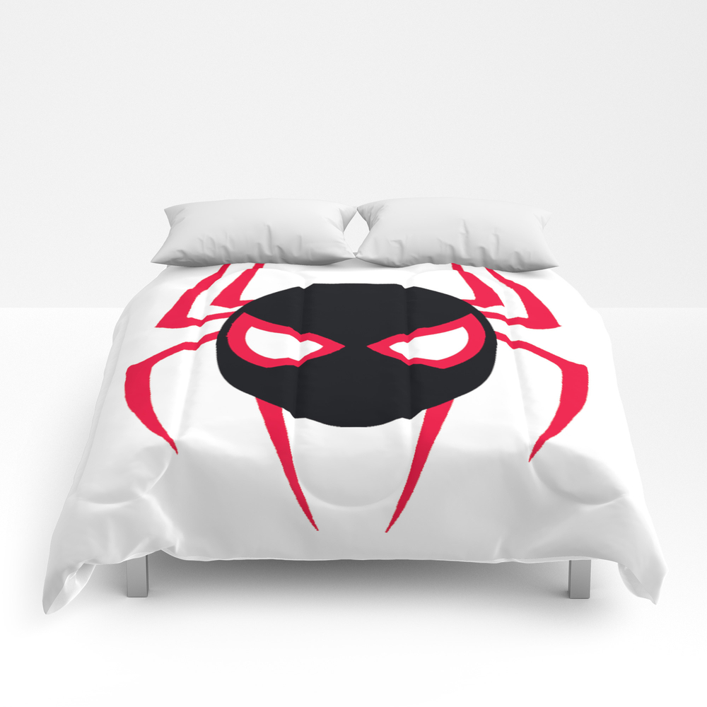 Spider Man Into The Spider Verse Comforter by Outlanders CMF8581450