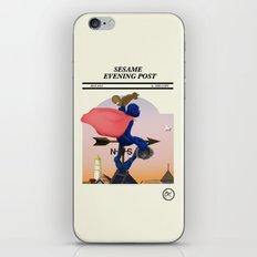 I am the morning iPhone & iPod Skin