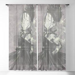 Jessica Sheer Curtain