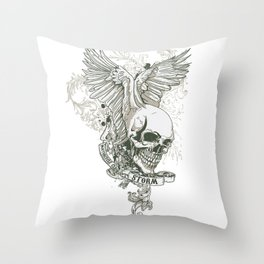 Storm MC Series Throw Pillow
