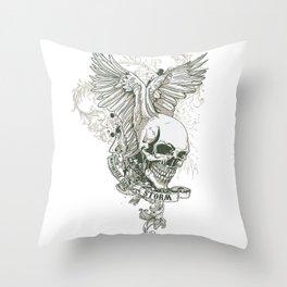 Storm MC Series Throw Pillow