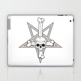 Satanica Laptop & iPad Skin