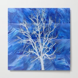and the seed became tree Metal Print