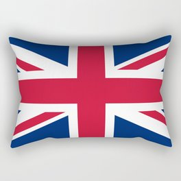 The Union Jack Great Britain Rectangular Pillow