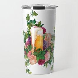 Beer Bouquet Travel Mug
