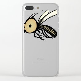 Paquito Mosquito Clear iPhone Case