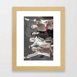 Hedley! Framed Art Print