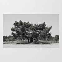 dune Area & Throw Rugs featuring Dune tree... by belkat